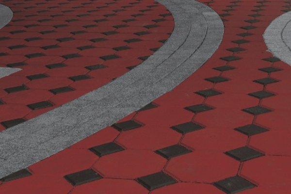 Paving Block Warna Merah - ubinterakota.com